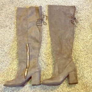 Women's SO over the knee boots